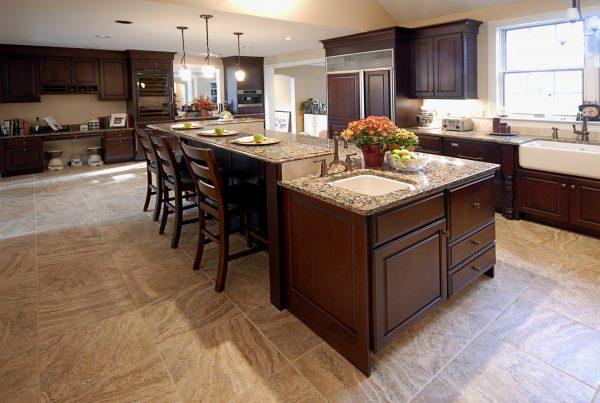 Luxury Kitchen Island Table With Granite Top GL Kitchen Medium