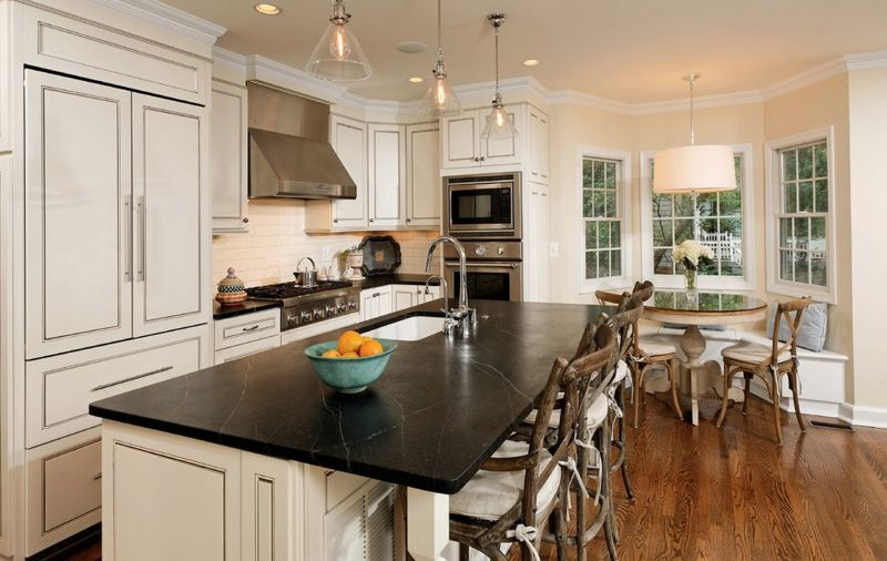 our favorite 25 open concept kitchen designs that really work