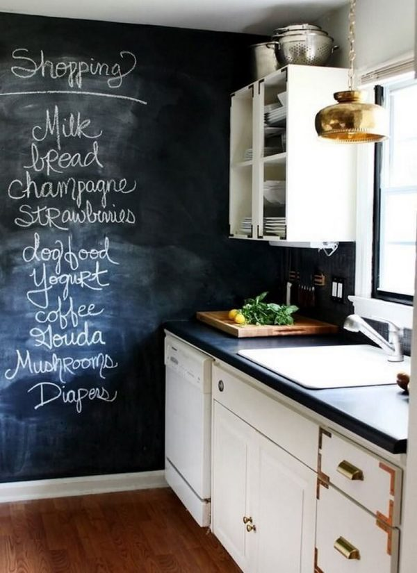 Perfect 9 Supercool Kitchen Designs With Chalkboard Wall Https