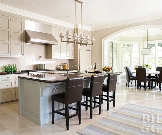 Perfect Open Kitchen Layouts Medium