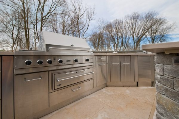 Perfect Stainless Steel Outdoor Kitchenssteelkitchen Medium