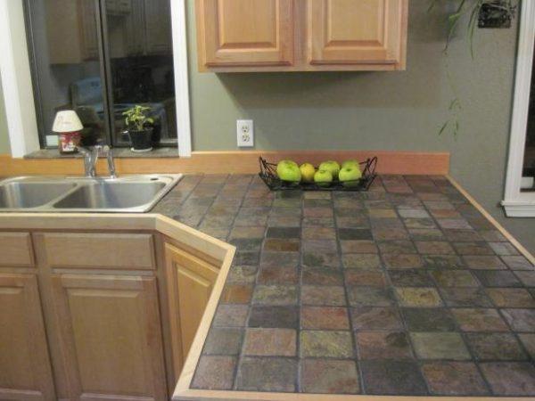 Popular Slate Kitchen Countertops Medium