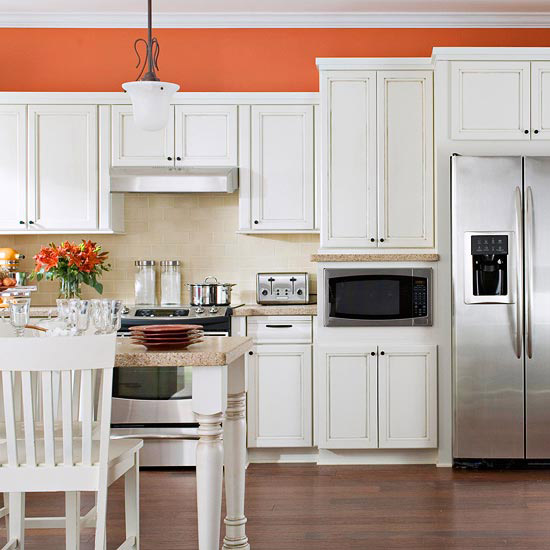 Simply Find The Perfect Kitchen Color Scheme   Home Interior Design