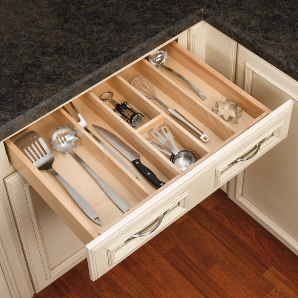 Simply Revashelf Utility Tray 24wwood 4wut 3cabinetpartscom Medium