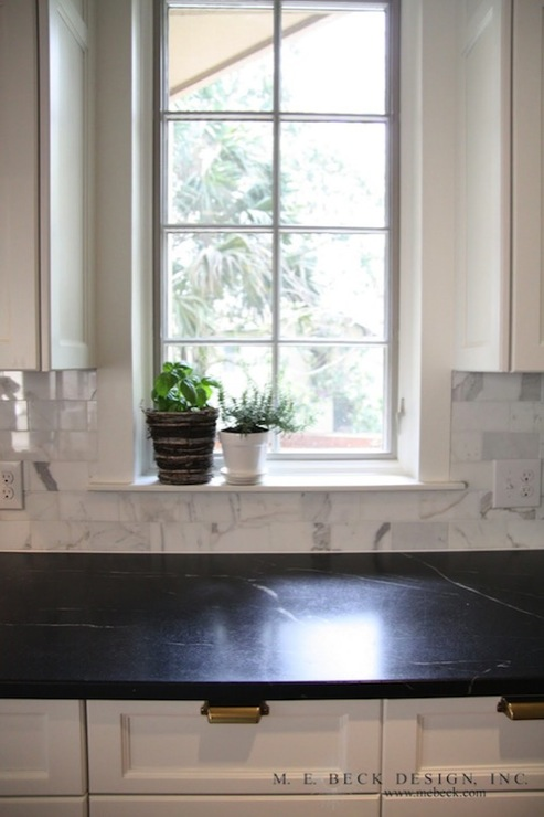 Style Soapstone Countertops Traditional Kitchen M E Beck Medium