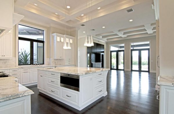 Top 30 Open Concept Kitchens Pictures Of Designs   Layouts Medium