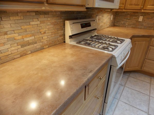 Top Granite Countertop Overlay And Other Ideas  The Wooden Houses Medium
