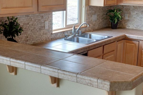 Top Tiling Over Laminate Counters Video Diy With Granite Tiles Medium