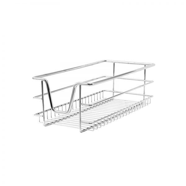We Share 3 Kitchen Wire Baskets Pull Out Storage Drawer Slide Out Medium