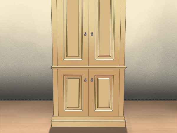 We Share How To Whitewash Cabinets 12 Steps With Pictures Wikihow Medium