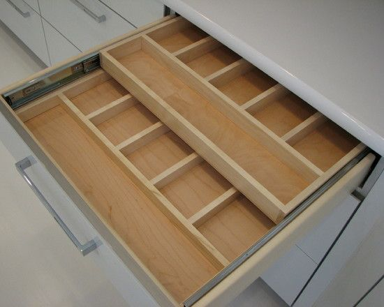 We Share Modern Kitchen Cabinet Insertskitchen Drawer Medium