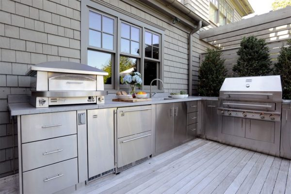 We Share Stainless Steel Outdoor Kitchen Cabinets Is Best For Your Medium