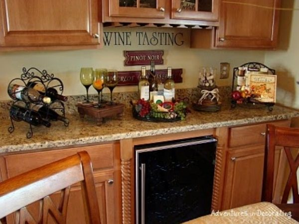 Wine Themed Kitchen Paint Ideas Decolovernet Medium