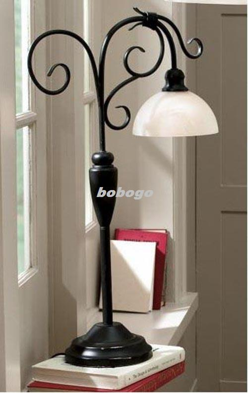 Example Of A 2017 New Bedside Lamp Creative Lamp European Wrought Iron Medium