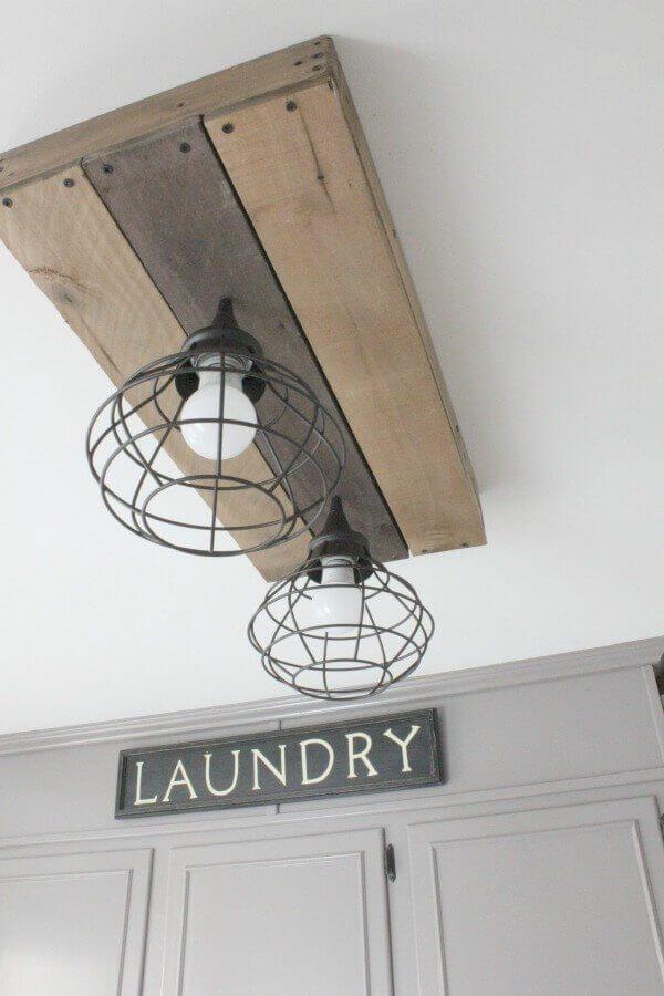Simply 34 Best Farmhouse Laundry Room Decor Ideas And Designs For Medium