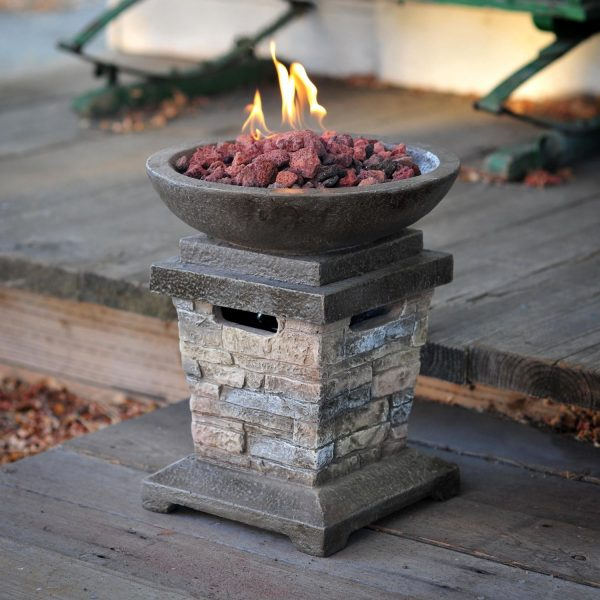 5 Reasons Why A Outdoor Propane Fire Pit Rocks Infobarrel