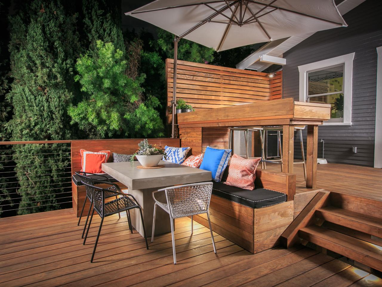 best 27 ways to add privacy to your backyardhgtvs