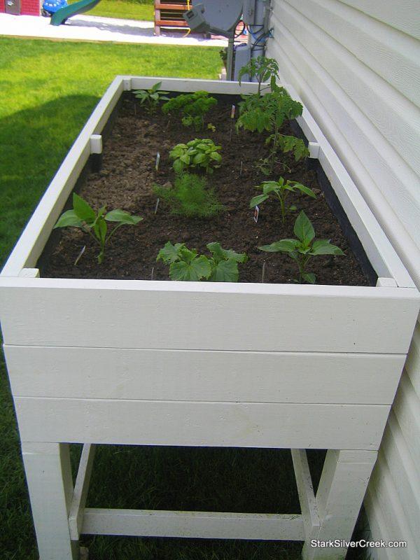 Best Allstar Lonis Vegetable Garden Planter Box Howto Medium