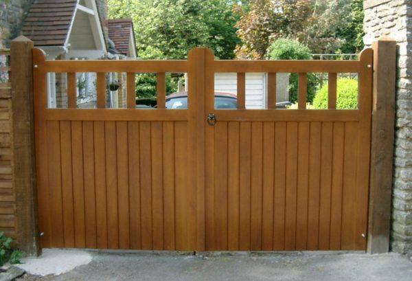Best Bespoke Driveway Gates   Garage Doorswooden Gates Medium