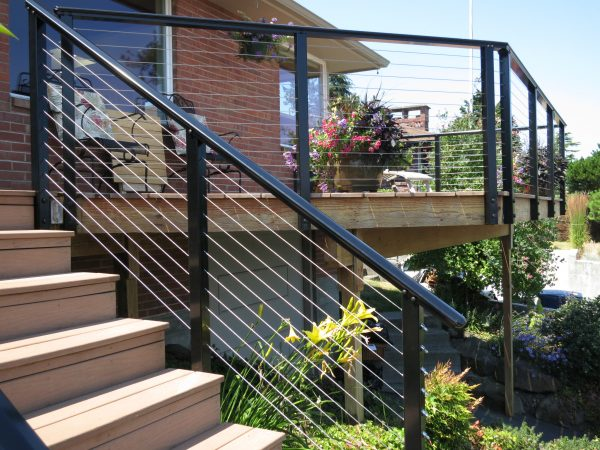 Best Deck Railing Ideas Medium