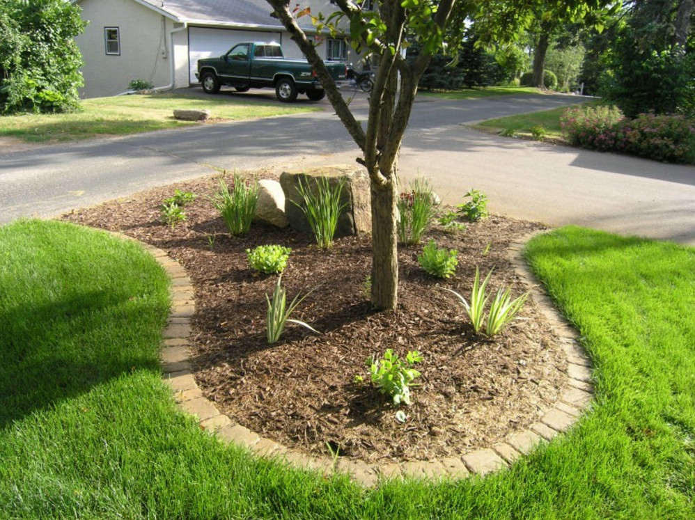 best lawn edging ideas to keep grass out inexpensive, 25