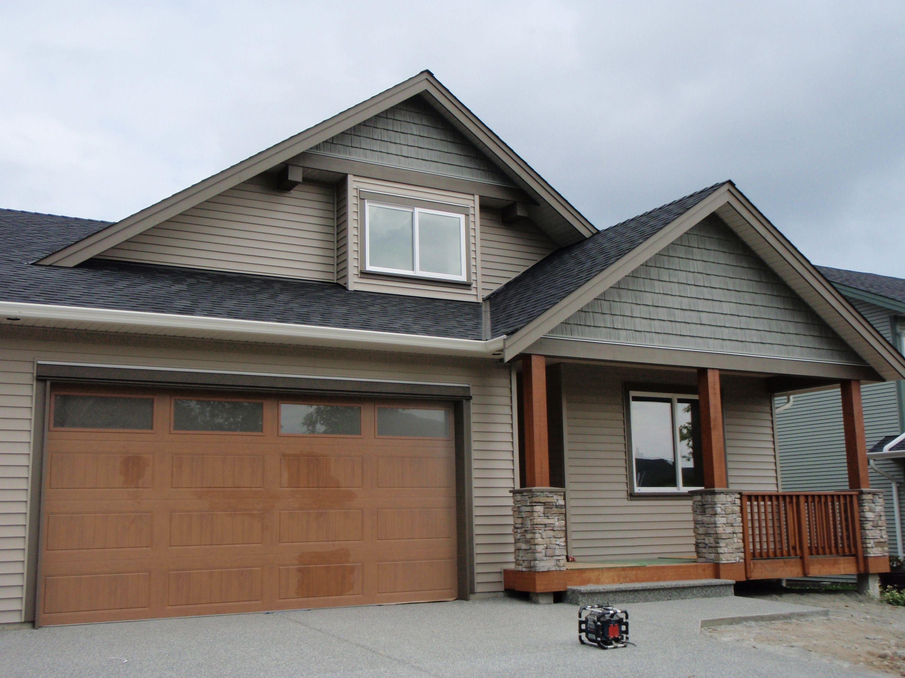 bore house exteriors on vinyl siding exterior