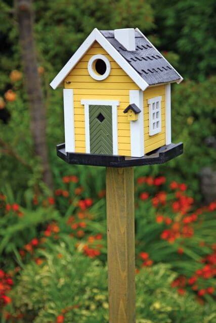 Browse 10 Birdhouses To Decorate Your Outdoor Space This Spring Medium