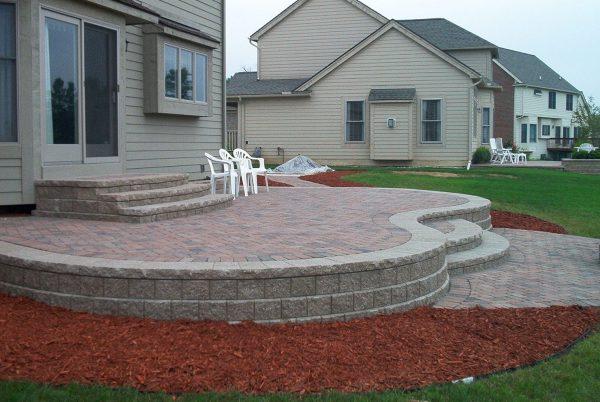 Browse Brick Patio Ideas For Your Dream House Homestylediarycom Medium