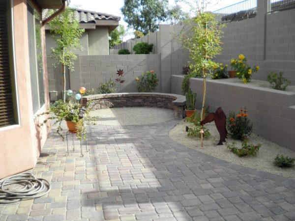 Collection Paver Designs And Paver Ideas For Your Backyard Patios Medium