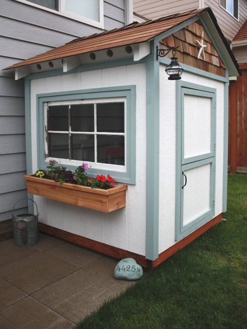 Creative Leanto Shedhouzz Medium