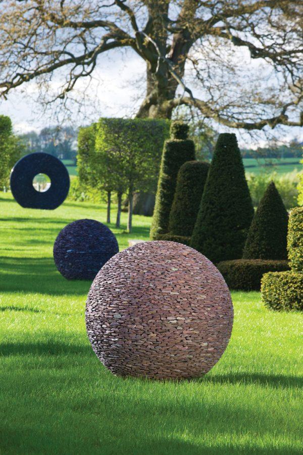 Example Of A Handmade Garden Sculpture By David Harberlisa Cox Medium