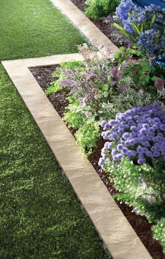 Explore 66 Creative Garden Edging Ideas To Set Your Garden Apart Medium