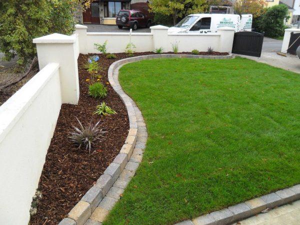 Fresh Brick Landscape Edging Ideas Inexpensive Landscape Medium