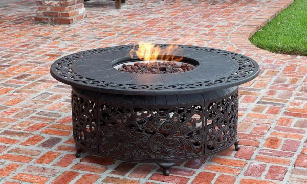 Gas Fire Pit Outdoor Gas Fire Pit Outdoor Propane Fire Medium