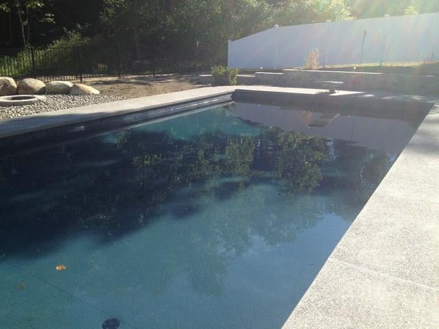 get black liner pool merrimac massachusetts traditional
