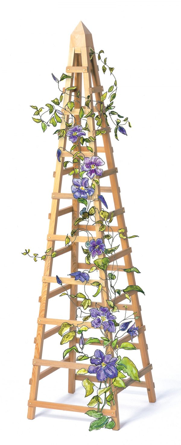 Get How To Build A Vine Trellis Diy Garden Trellis Plans Medium