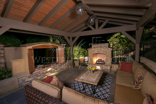 innovative outdoor living spaces outdoor patio spaces gallery western
