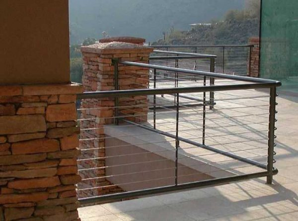 Inspiration Cable Railing Medium
