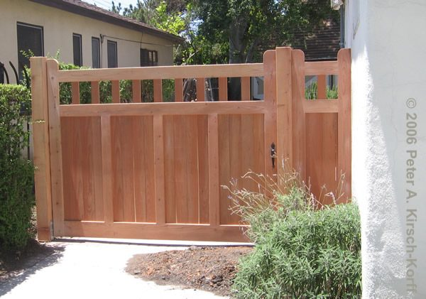 Inspirational Wooden Driveway Gates For Wood Inspirations 2 Medium