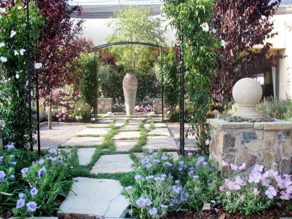 Looking Homeofficedecorationfrench Country Garden Design Medium
