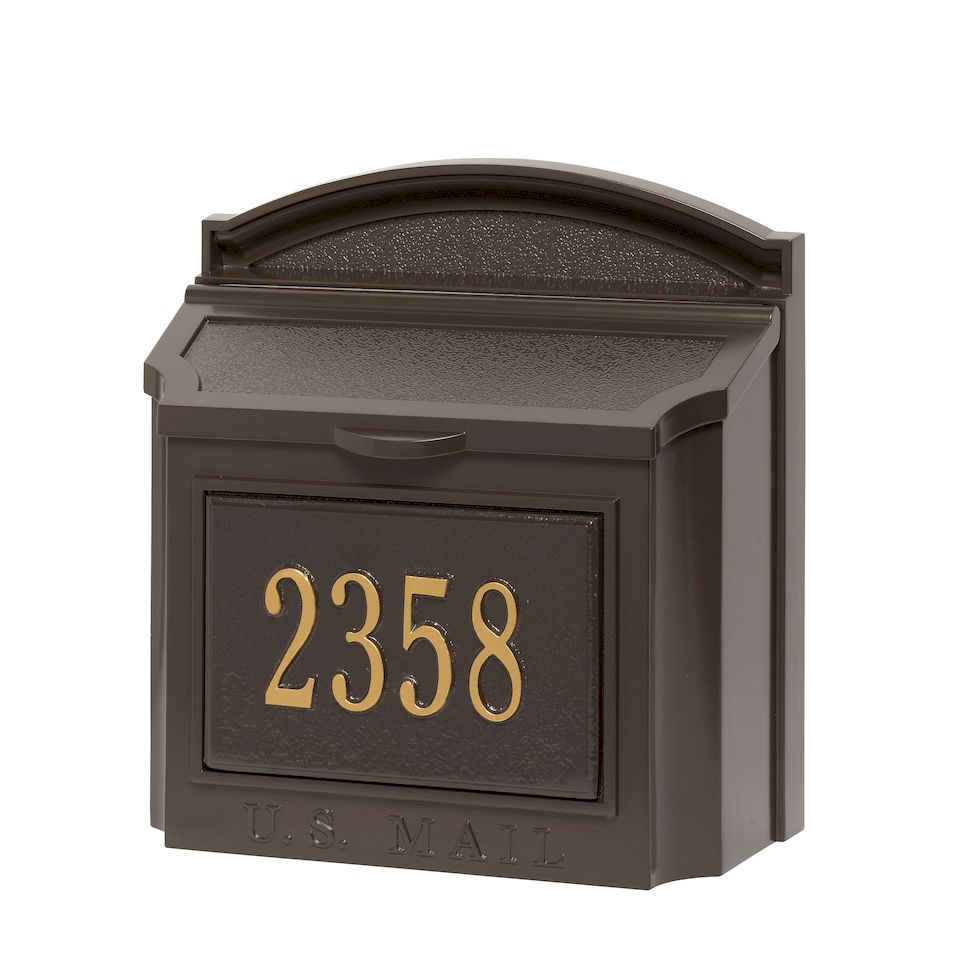 popular whitehall productscustom wall mount mailbox with
