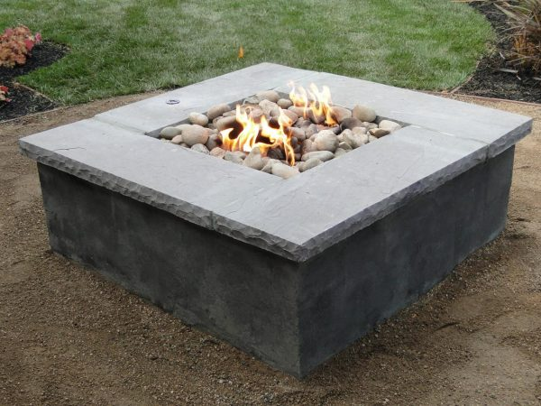 Propane Fire Pitsoutdoor Design Landscaping Ideas Medium