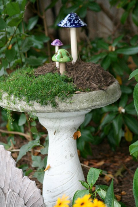Search Dishfunctional Designs New Uses For Old Bird Baths Medium