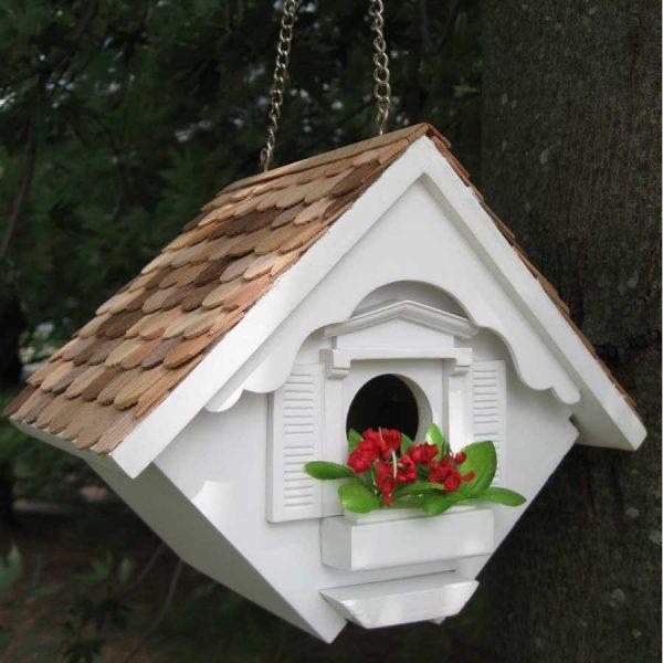 Simply Bird House  Top Easy Backyard Garden Decor Design Project Medium