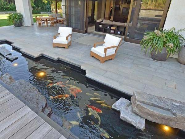 Style 22 Small Garden Or Backyard Aquarium Ideas Will Blow Your Medium