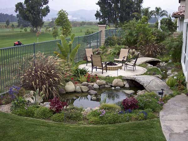 Tips 35 Impressive Backyard Ponds And Water Gardens Amazing Medium