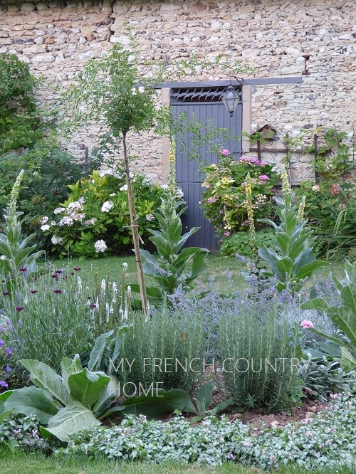 Top French Garden Design And Old Fashioned Love My French Medium
