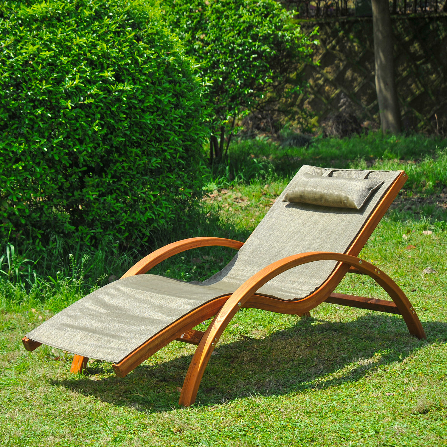 browse wooden patio chaise lounge chair outdoor furniture pool