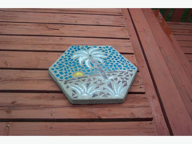 creative decorative garden stepping stone orleans ottawa