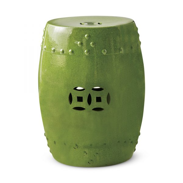 Creative Lime Green Garden Stoolgumps Medium